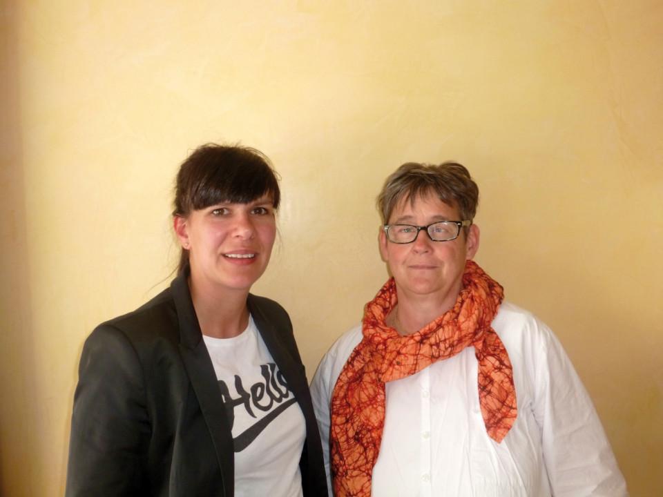 Huebser, Katrin + von Woihlgemuth, Marta