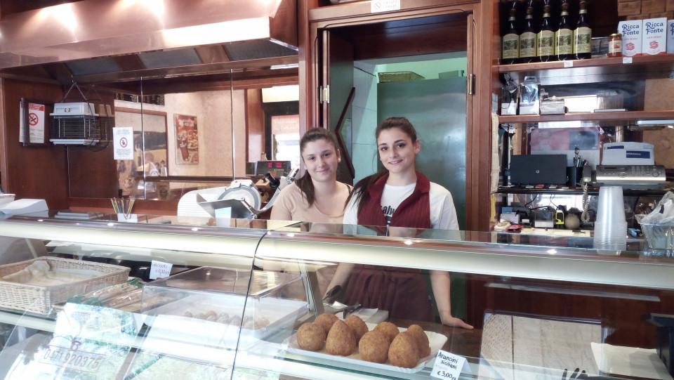 il buongustaio via Palermo bolzano Syria Lidia li perni