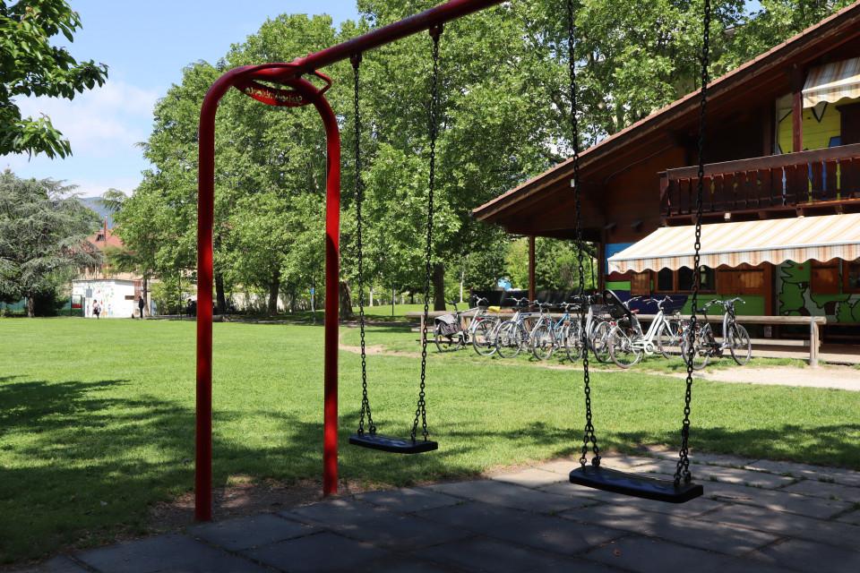 Mignone social park Bolzano Oltrisarco