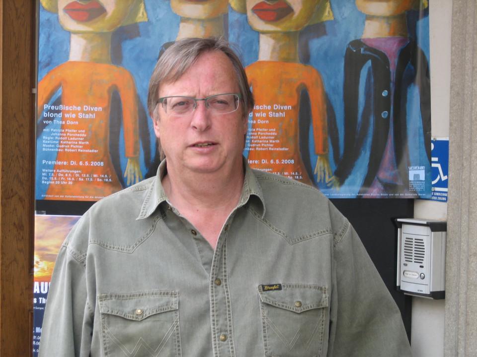 """Rudi Ladurner: """"Ich will, dass die Leute sich Kultur auch leisten können!"""""""