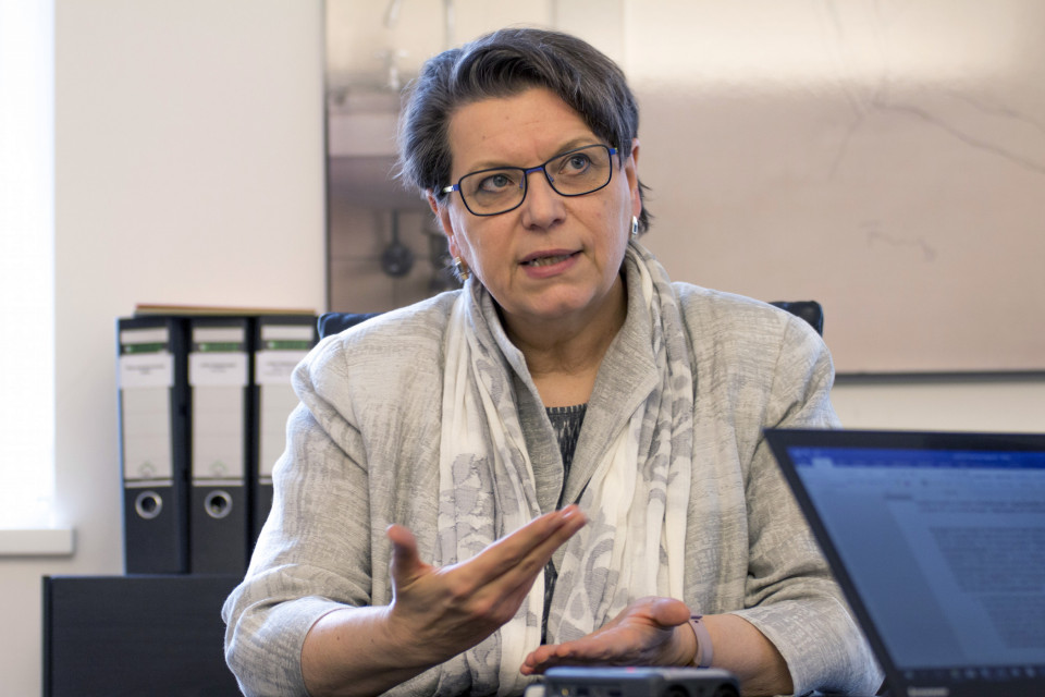 Prof. Ulrike Tappeiner, Präsidentin der Freien Universität Bozen