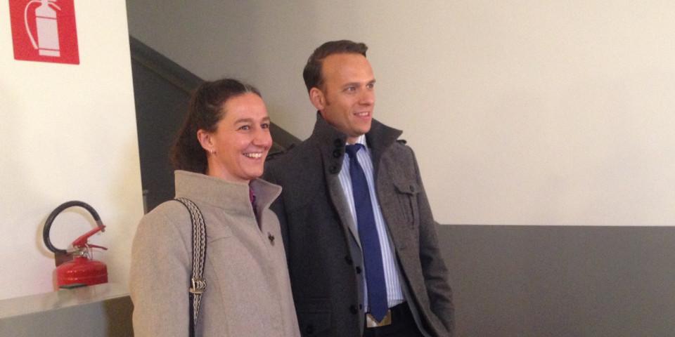 Myriam Atz Tammerle, Sven Knoll