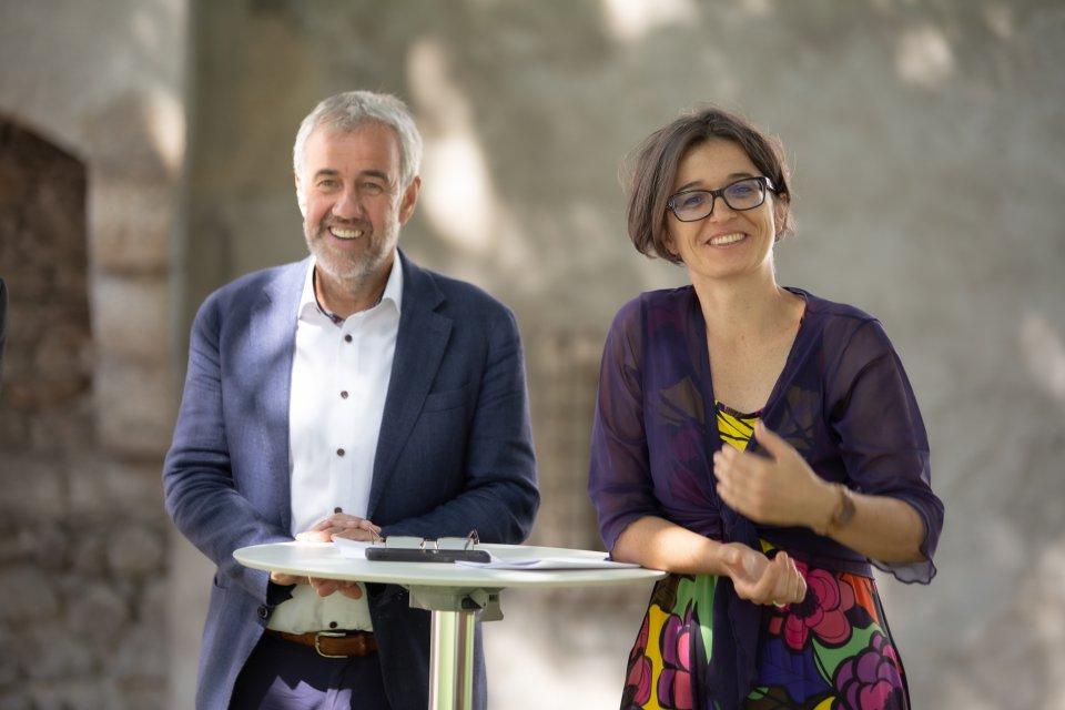 Paul Rösch & Madeleine Rohrer