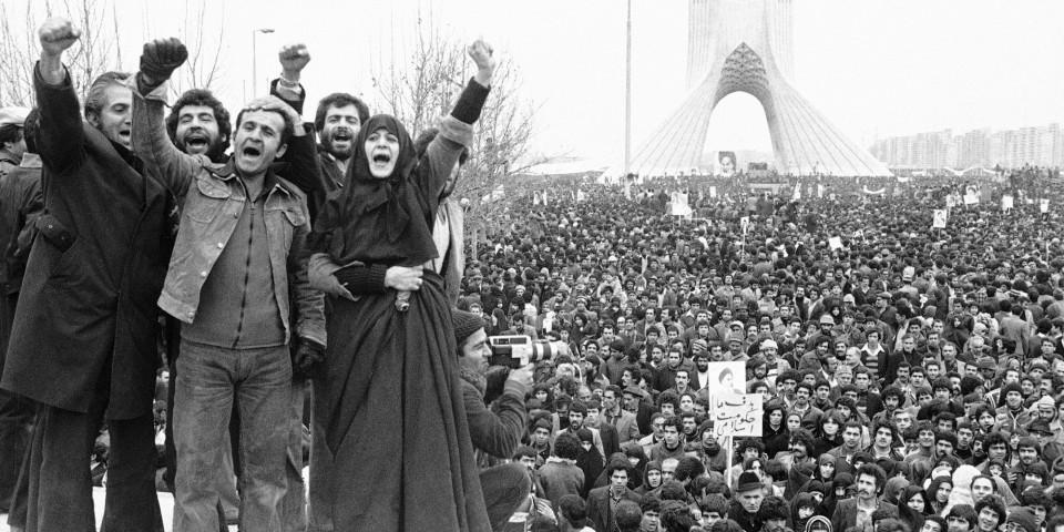 Rivoluzione iraniana