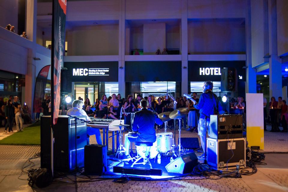 Jazzfestival 2018, Ibrahim Electrics