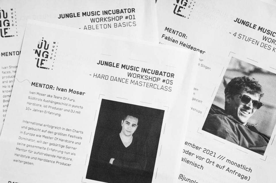 Jungel Music Incubator: Die Workshop Offensive