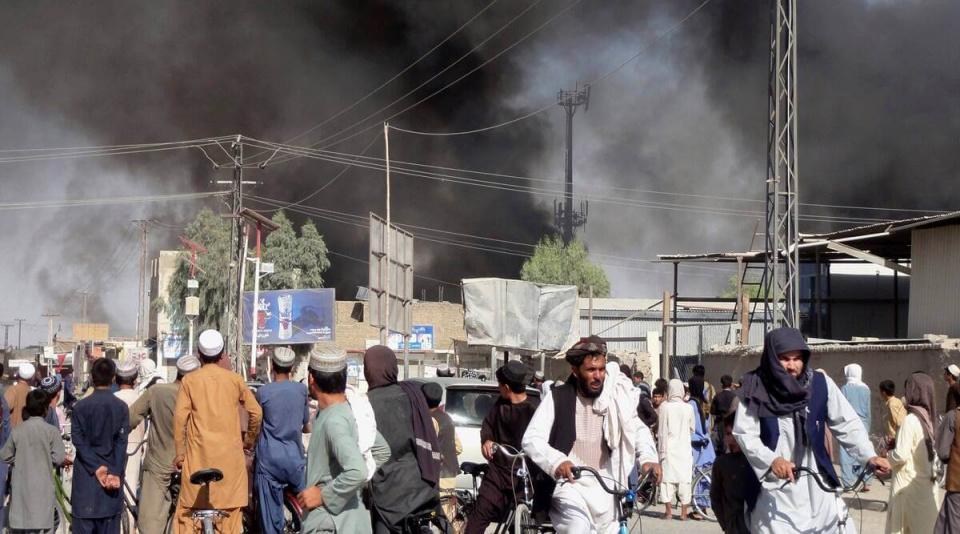 I Talebani tornano al potere
