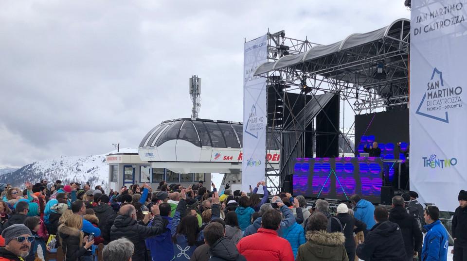 Giorgio Moroder 7. April 2019