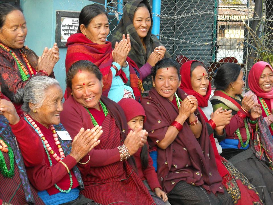Handwerkerinnen