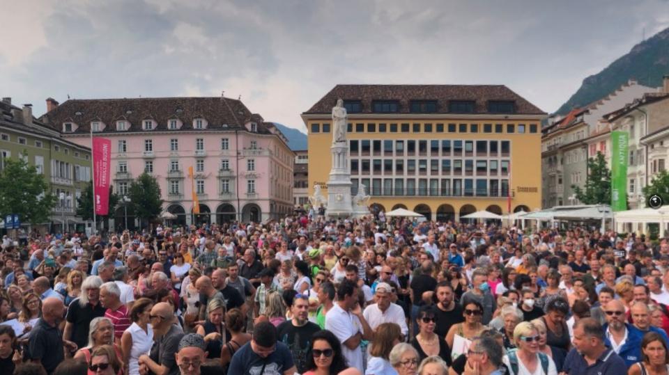 No Vax Südtirol