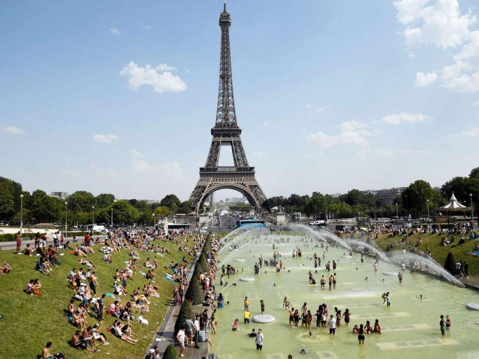 caldo in Francia
