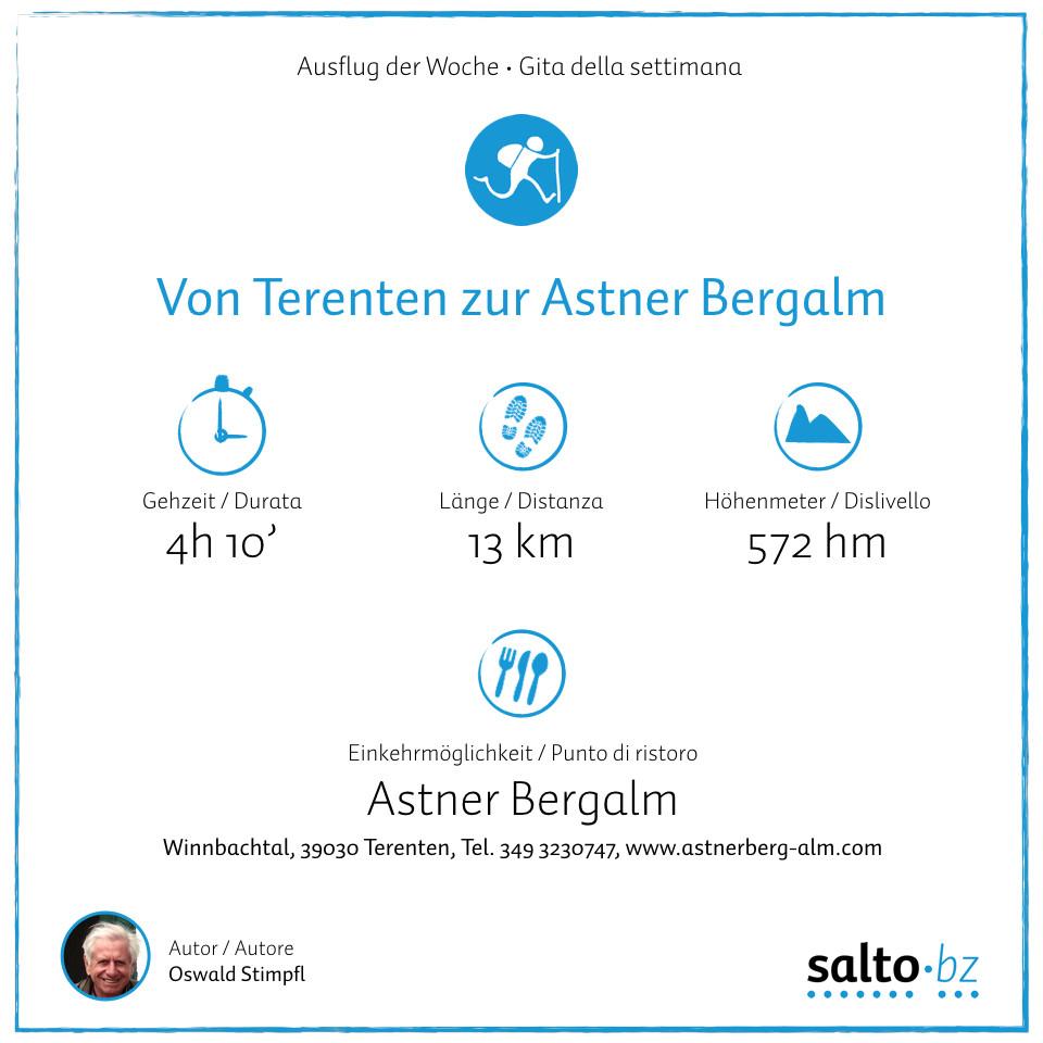 Ausflug Astner Bergalm