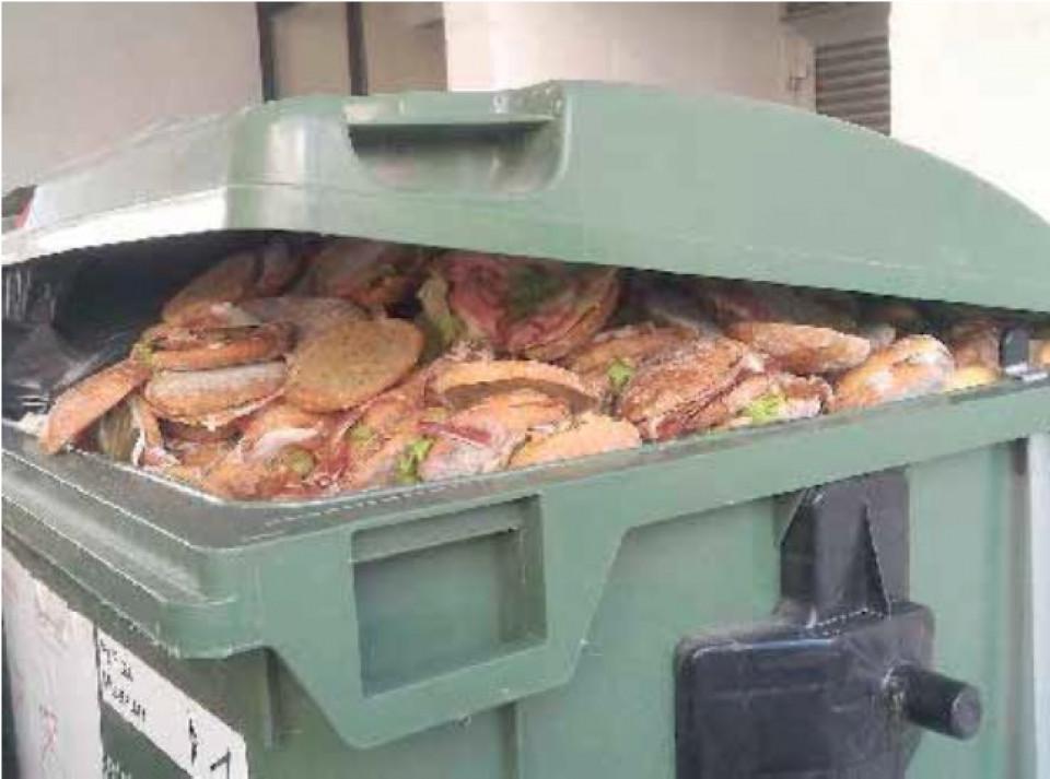 Mülltonne Messe