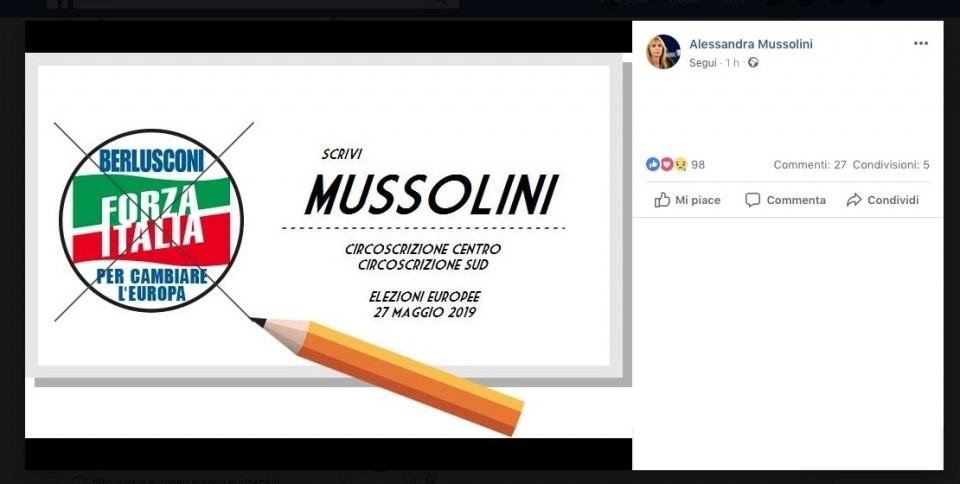 Mussolini 27. Mai
