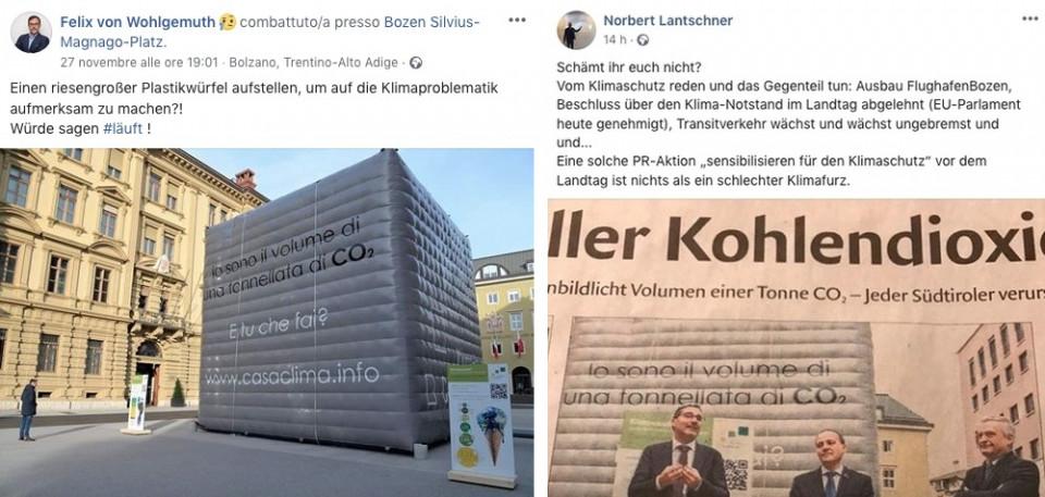 Kubus von Wohlgemuth, Lantschner