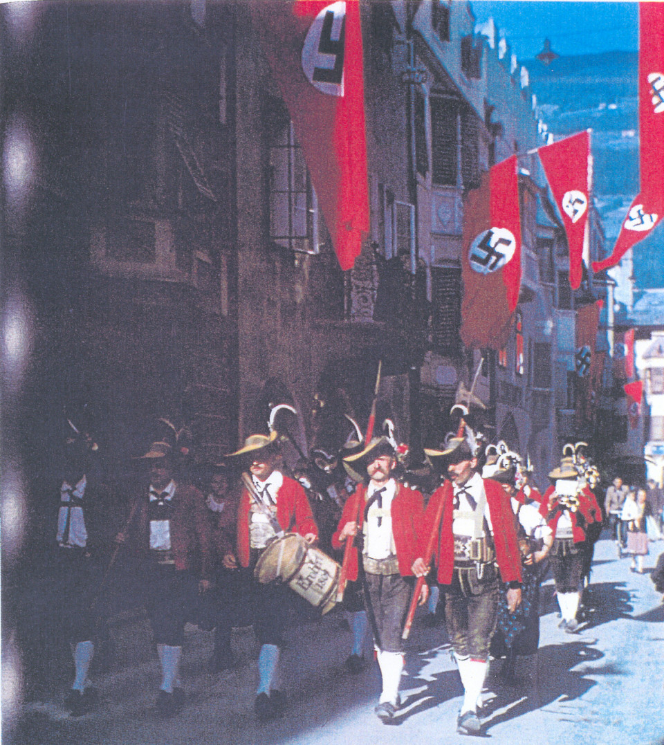 13. Mai 1944 Schützen in Brixen