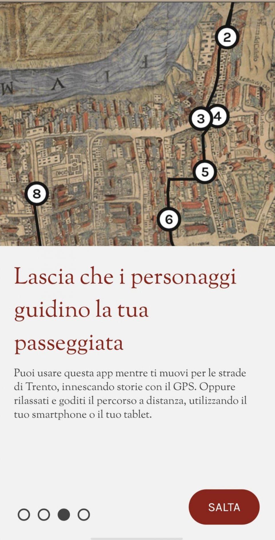 hidden Trento