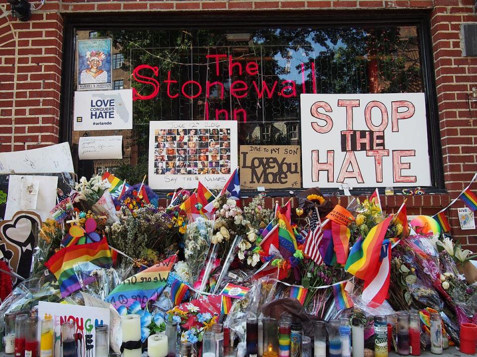 Stonewall Inn Monument