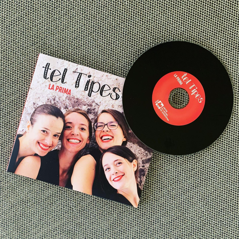 "tel Tipes - ""La prima"""