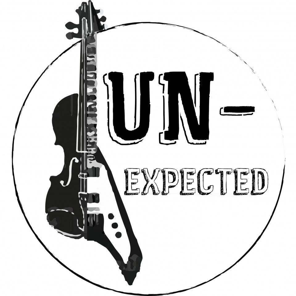 Verbinden Ungewöhnliches in ihrer Musik: Das Logo spiegelt diese Besonderheit der Band wider.Grafik: Elisabeth Seiwald