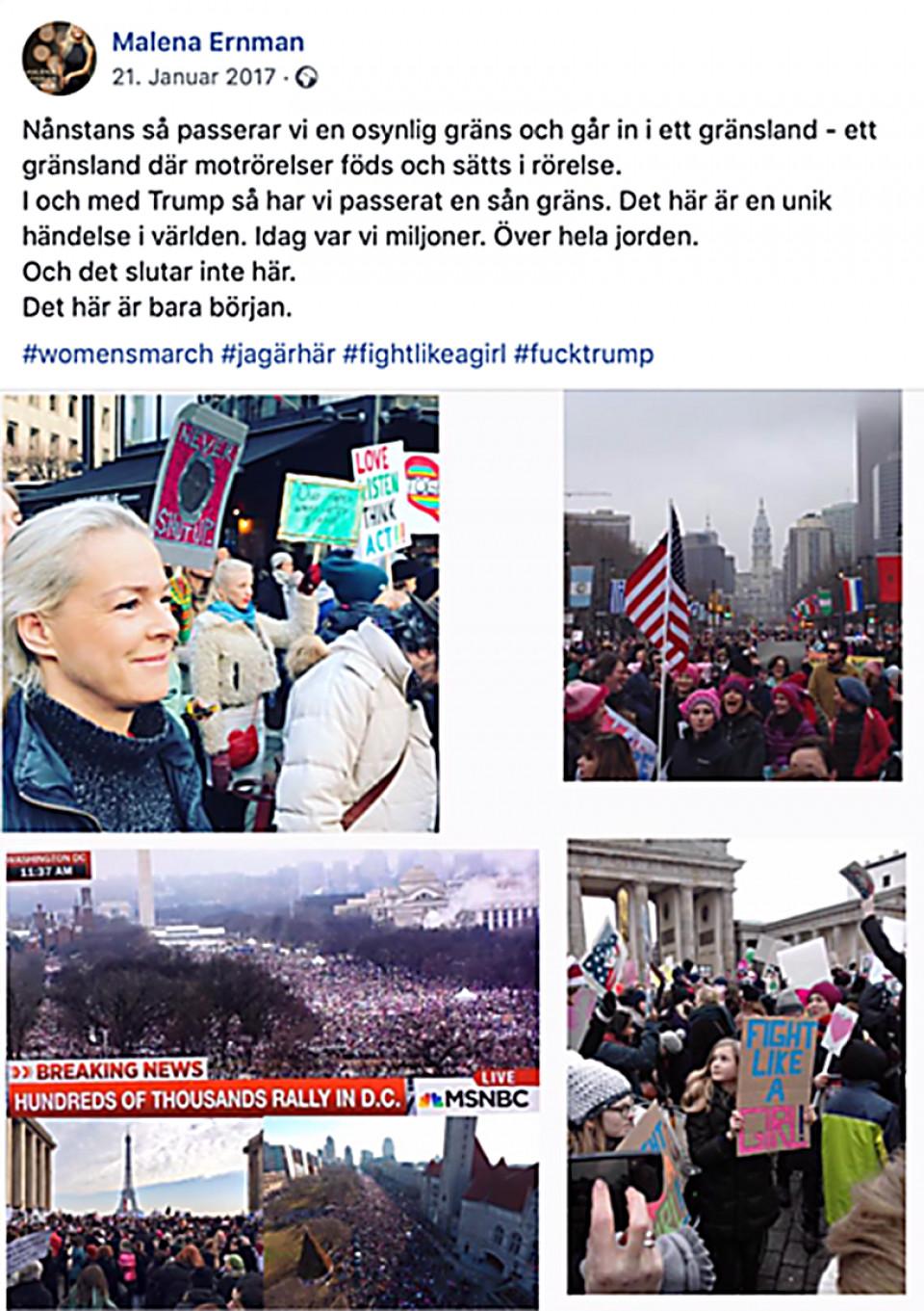 Demonstrieren und Streiken bereits ....