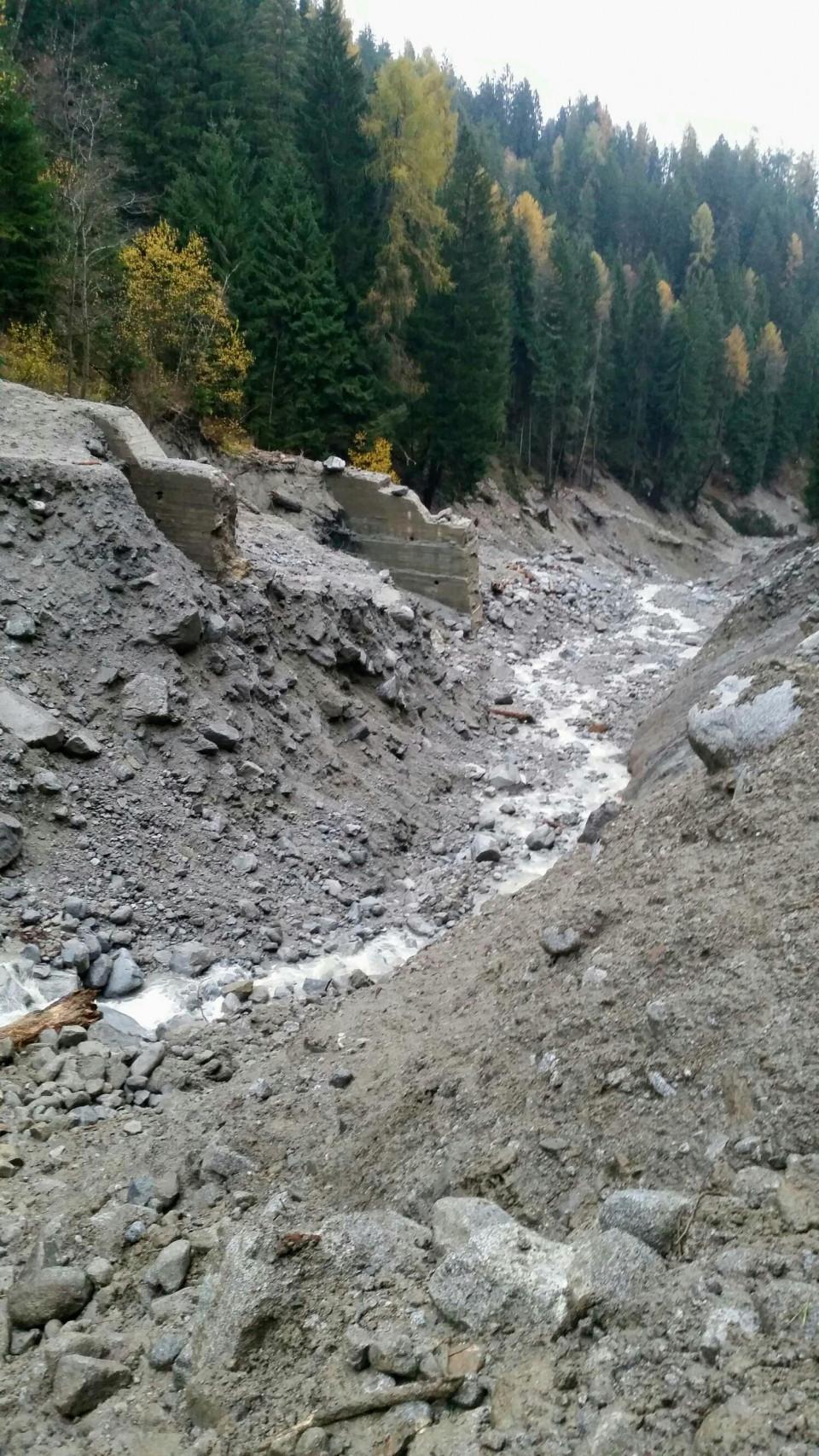 sedimenti fluviali e prevenzione del rischio
