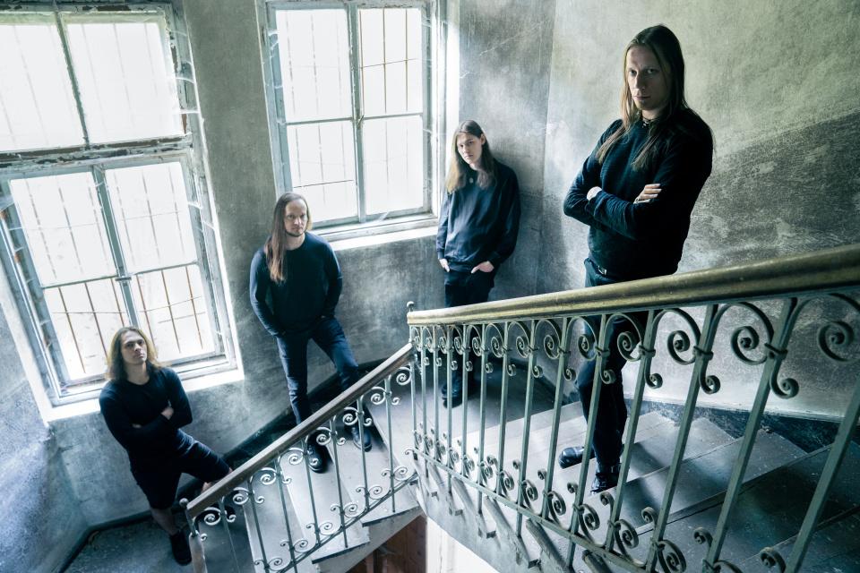 Die Extreme-Metal-Band Virial aus Sterzing.