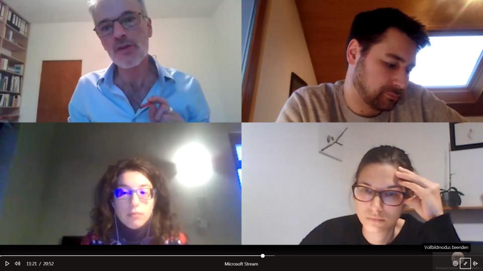 Virtueller Unterricht - Musikologie - UniBz