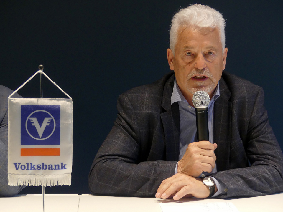 Richard Weissensteiner presidente FIT tennis Alto Adige