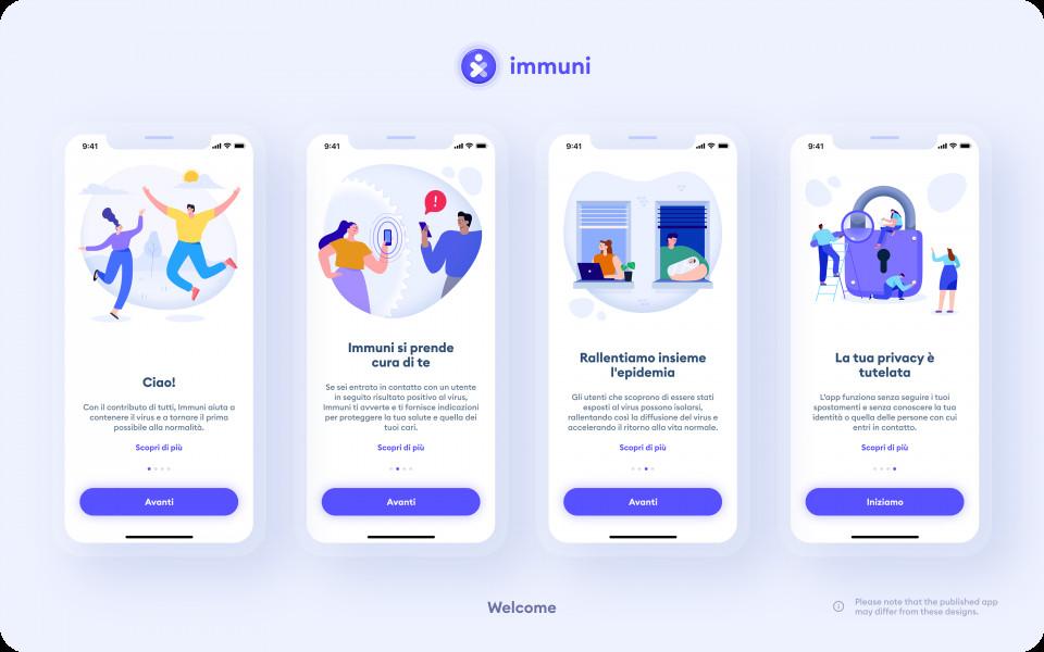 Immuni App - Generale