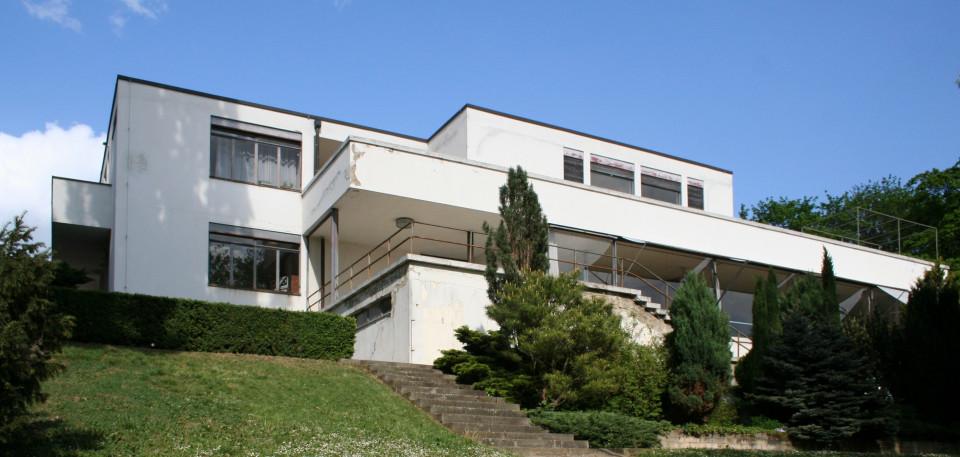 Villa Tugendhat, Mies van der Rohe