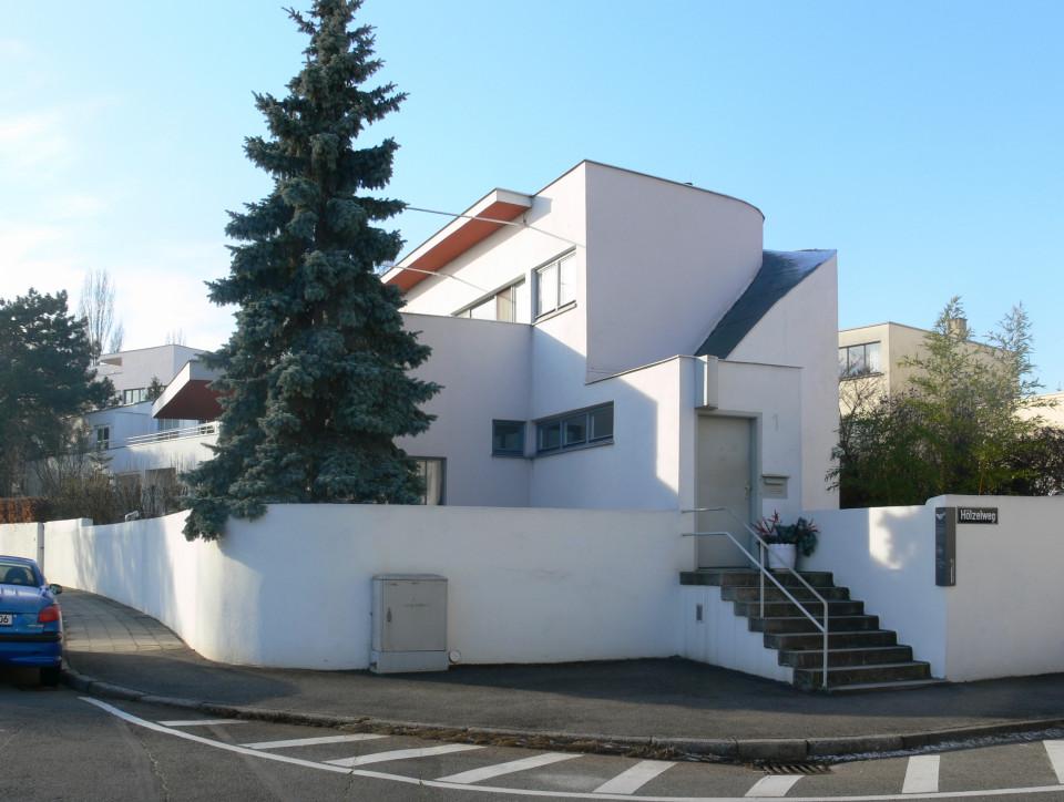 Weißenhof Siedlung Stuttgart, Haus von Hans Scharoun