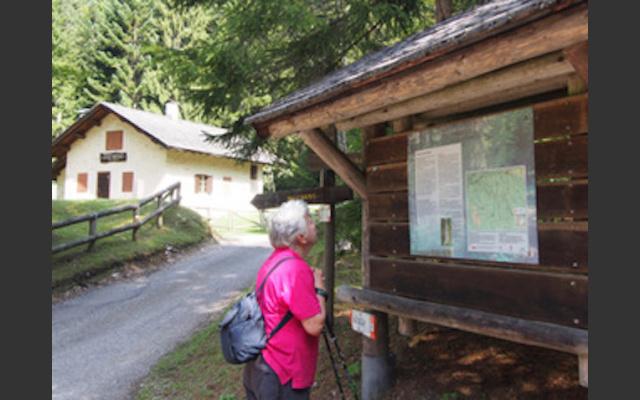Forsthaus Casina Valpiana