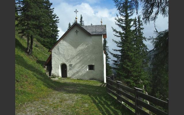 Die uralte Silvesterkapelle