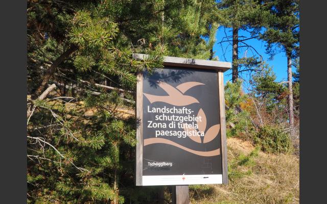 Landschaftsschutzgebiet, ein leerer Begriff