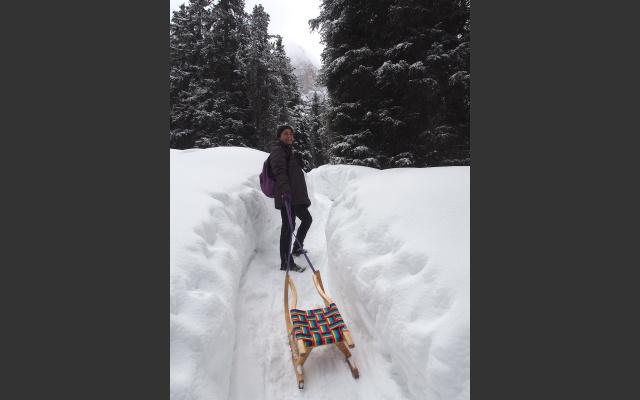Ein schneereicher Winter!