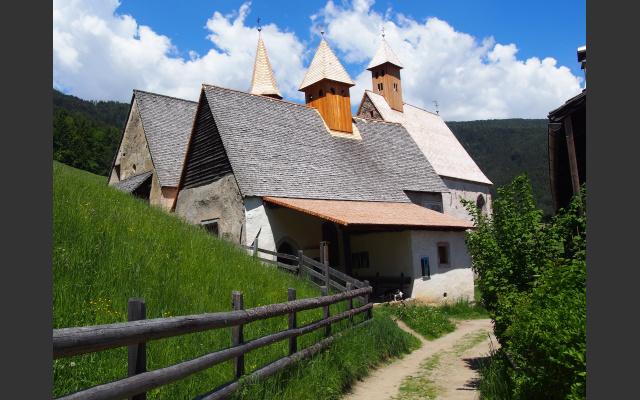 Die drei Kirchen