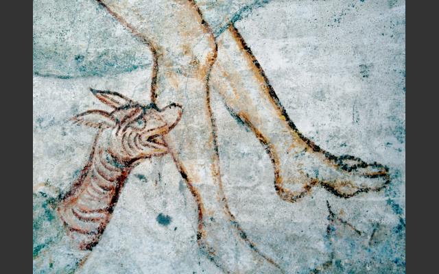 St. Jakob, der Wadelbeißer