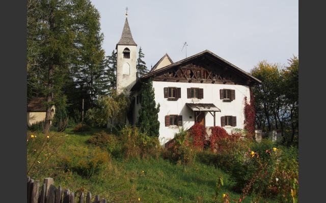 Nikolauskirche in Gfrill