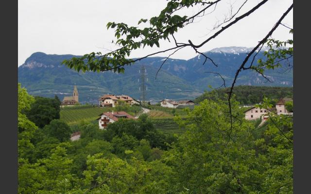 Altenburg in Sicht