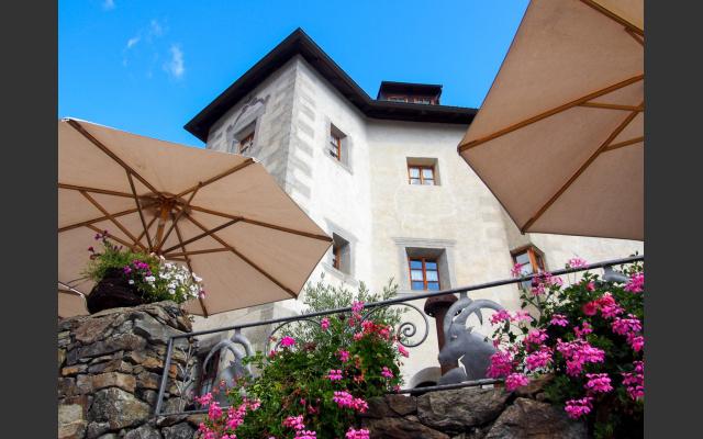 Der wunderbare Gasthof Seinbock in Villanders