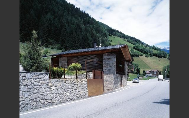 Haus Dr. Tasser von EM2 Architekten