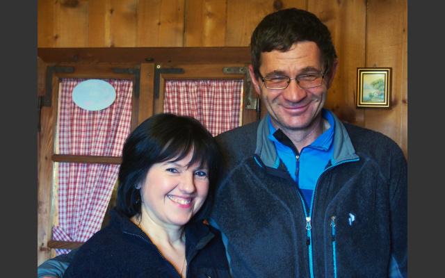 Margit und Bernhard Passler