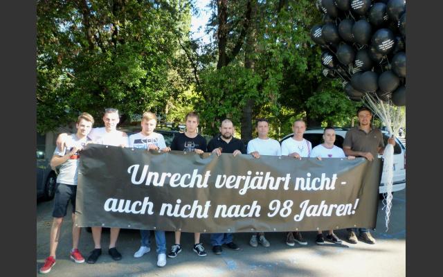 Protesta Junge Südtiroler Freiheit