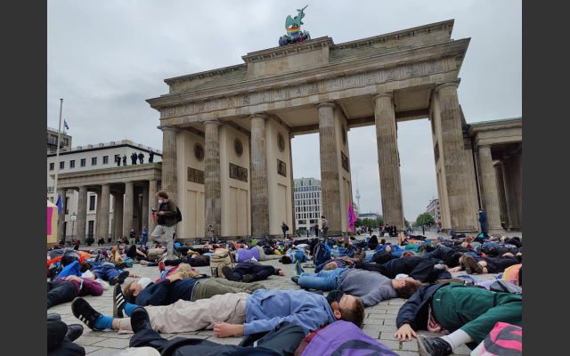 August Rise Up Berlin 2021