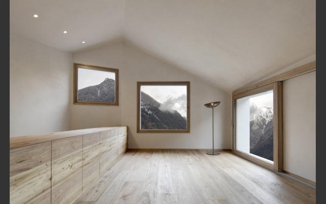 Haus am Mühlbach von Pedeveilla Architects