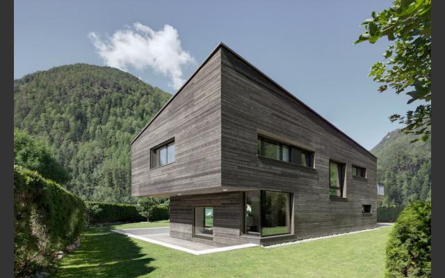 Haus Gasser-Röd von treyertrebo Architekten