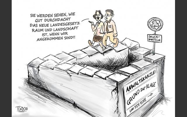 Bürochaosierung
