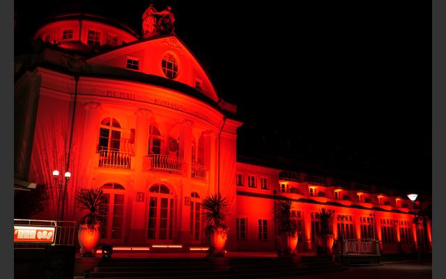 Night of Light: Kurhaus Meran