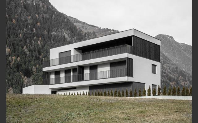 Wohnhaus Huber-Ausserhofer von Comfort_Architecten